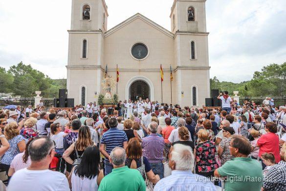 La Romería del Pilar en Benejúzar, más multitudinaria que nunca 8