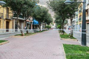 Así están las calles de Orihuela durante el estado de alarma 12