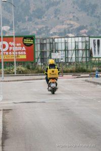 Así están las calles de Orihuela durante el estado de alarma 25