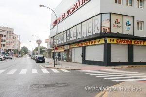 Así están las calles de Orihuela durante el estado de alarma 29