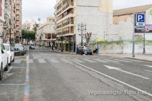 Así están las calles de Orihuela durante el estado de alarma 40