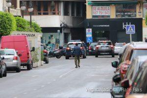 Así están las calles de Orihuela durante el estado de alarma 44