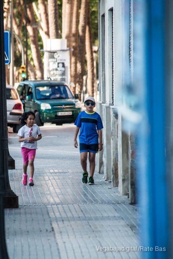 Las calles dejaron de estar desiertas 17