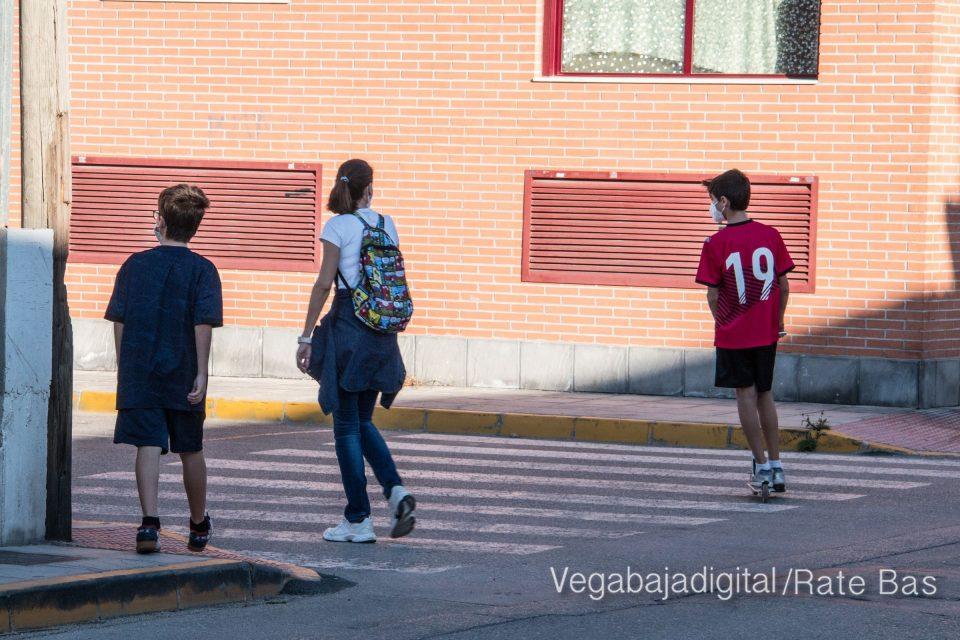 El ámbito educativo vuelve a ser el único origen de los brotes detectados en la Vega Baja 6