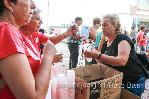 Dolores da el chupinazo a sus fiestas 2019 9