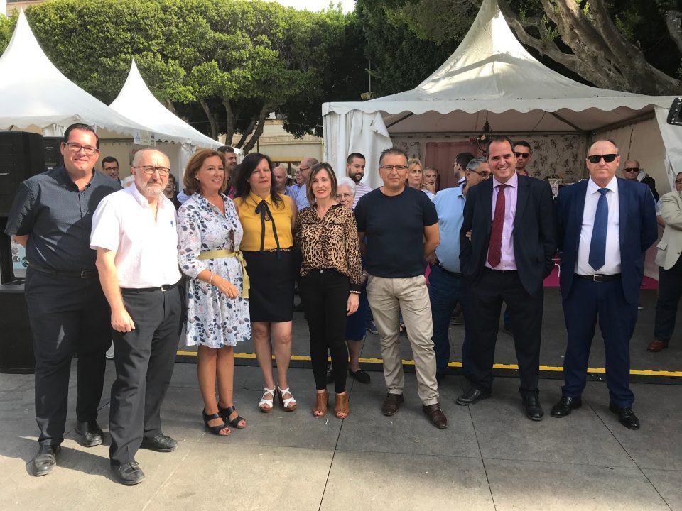 Inaugurada la Feria del Comercio, Servicios y Outlet de Almoradí 6