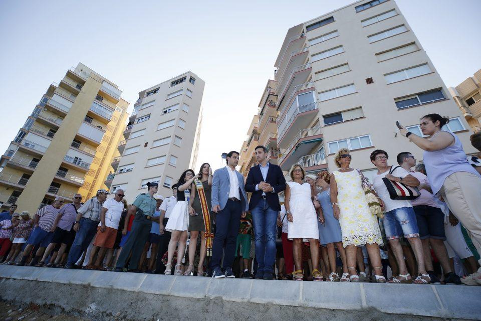 Sánchez reconoce el trabajo de Eduardo Dolón por Torrevieja los últimos 4 años 6