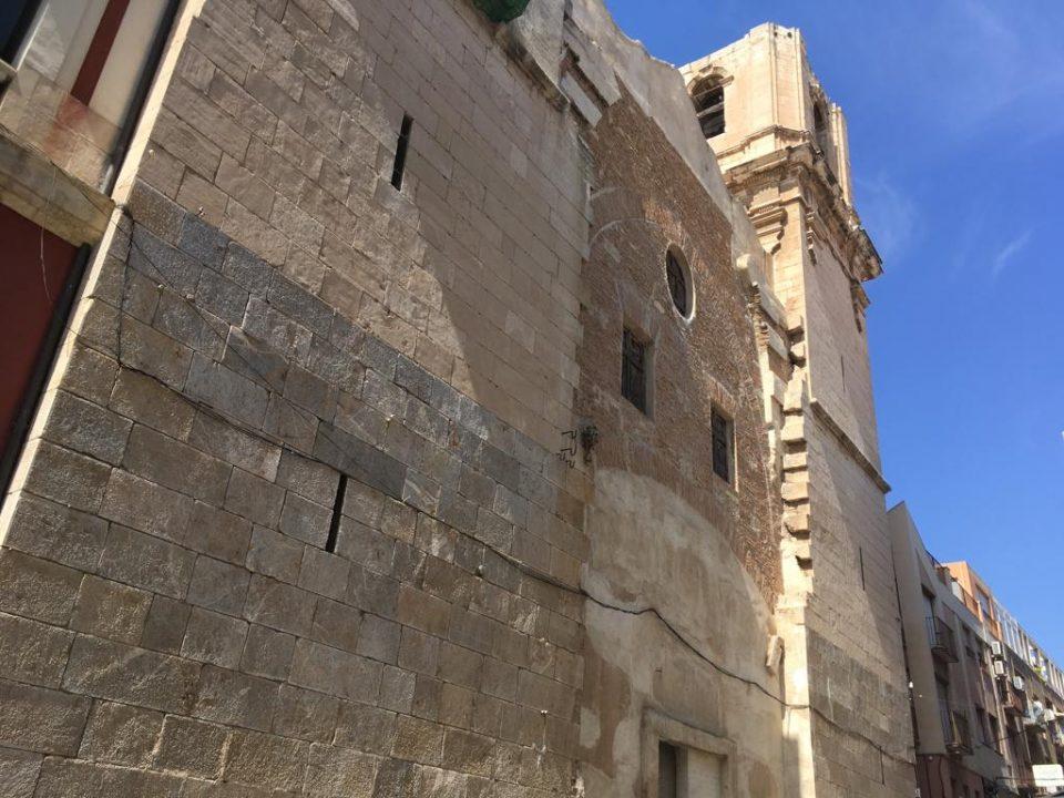 El PSOE exige un vallado fijo entorno a la Iglesia de San Agustín que garantice la seguridad 6