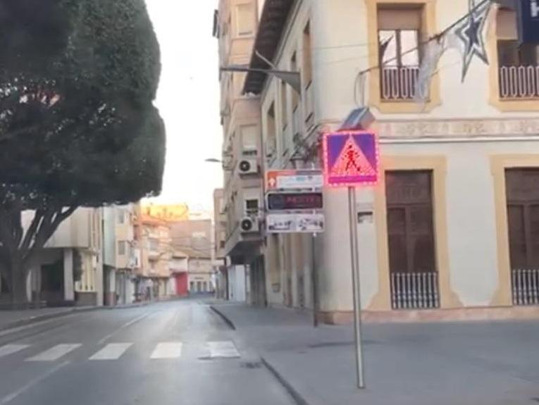 Almoradí cuenta con nueva señalización de tráfico 6