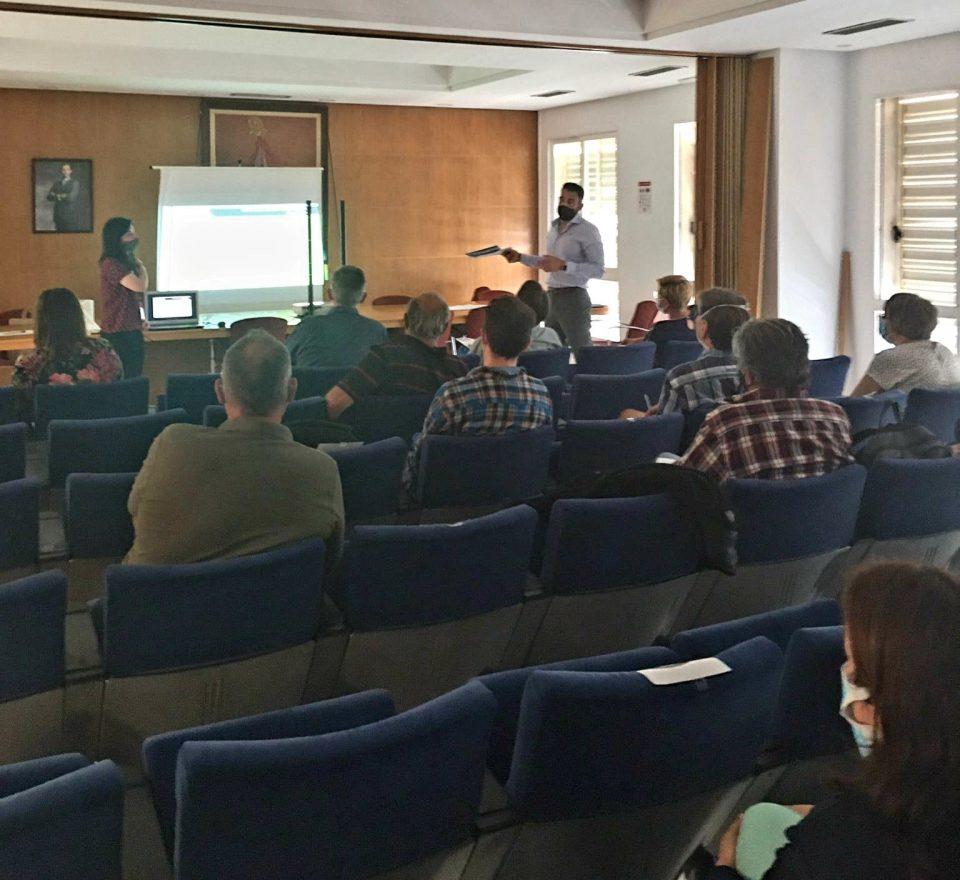 Gran participación en la elaboración del Plan Local de Gestión de Residuos en Orihuela 6