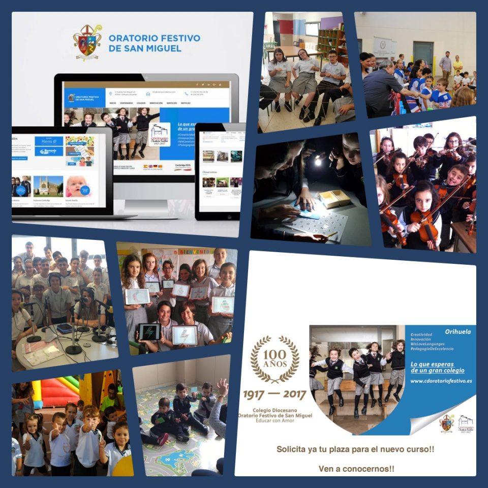 El Colegio Oratorio Festivo de San Miguel publica el calendario de admisión 6