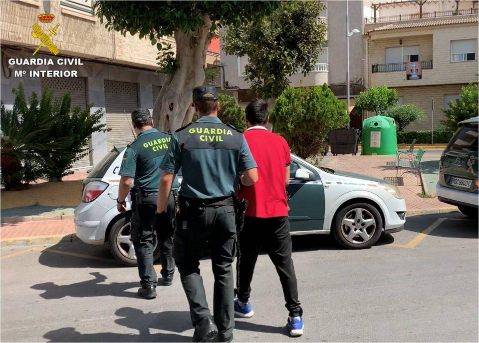 Detenido un hombre en Callosa cinco días después de haber sido puesto en libertad 6