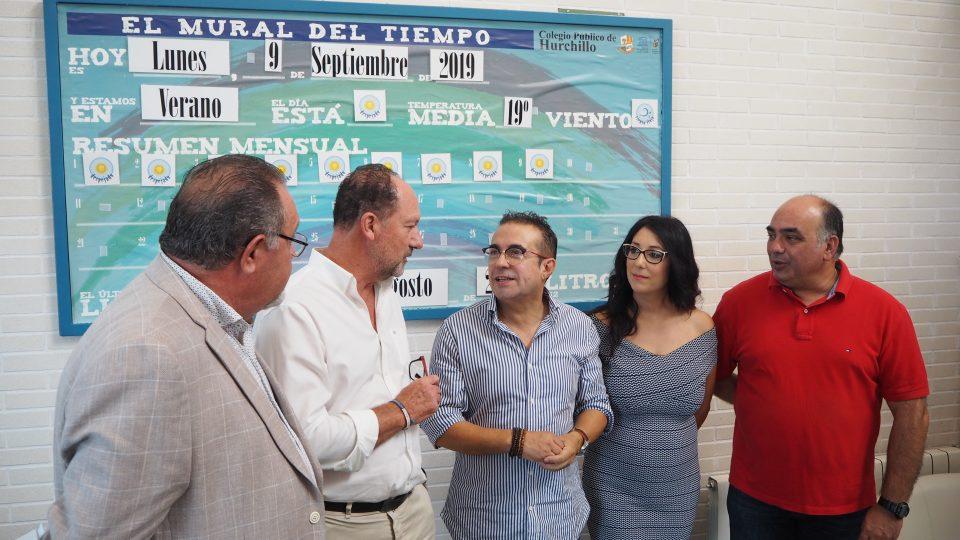 Orihuela inicia el curso con miras a la ampliación del IES Thader 6