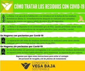 Llamamiento para una buena gestión de los residuos y evitar contagios COVID19 8