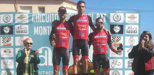 Triunfo de Isma Hernández en Jacarilla y triplete del Gonvibikes Faster Medsea 6