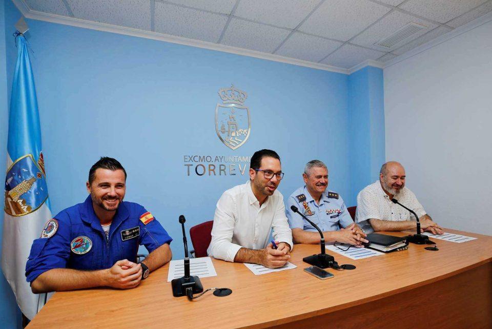 Las Jornadas de Convivencia con las FAS vuelven a Torrevieja 6