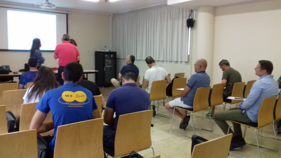 Jornadas de formación a emprendedores en Guardamar 6