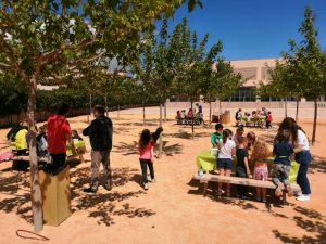 Agricultura fomenta el consumo de naranja en el CEIP Playas de Orihuela 7