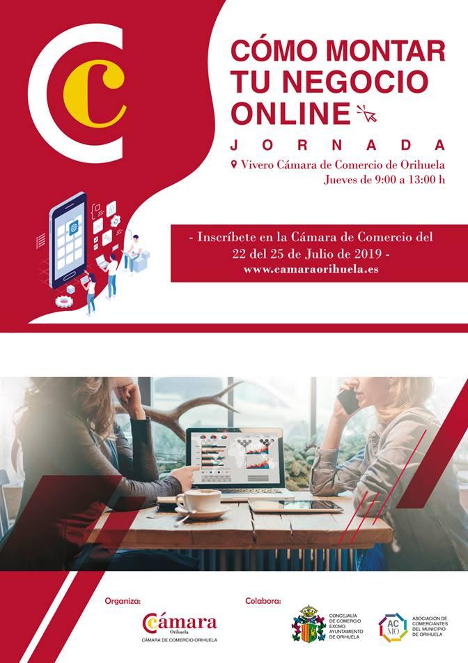 La Cámara de Orihuela realiza una jornada sobre venta online 6