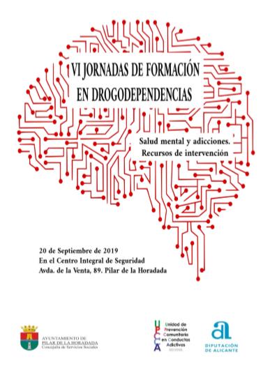 Sexta edición de la Jornada de Formación en Drogodependencias 6