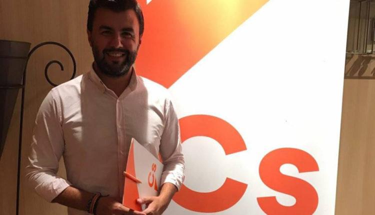 José Aix será el candidato de Ciudadanos a la alcaldía de Orihuela 6