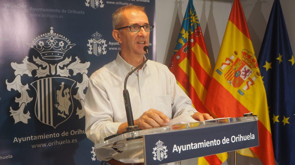El concejal de Sanidad de Orihuela pide responsabilidad para evitar la propagación del virus 6