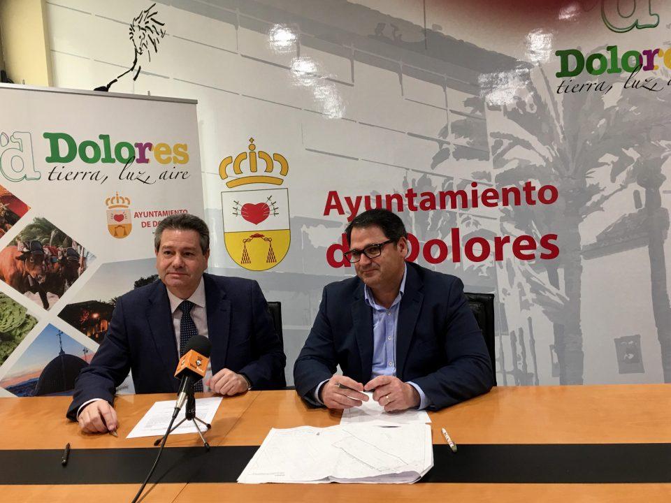 Dolores mejorará en materia hídrica distintas calles del municipio 6