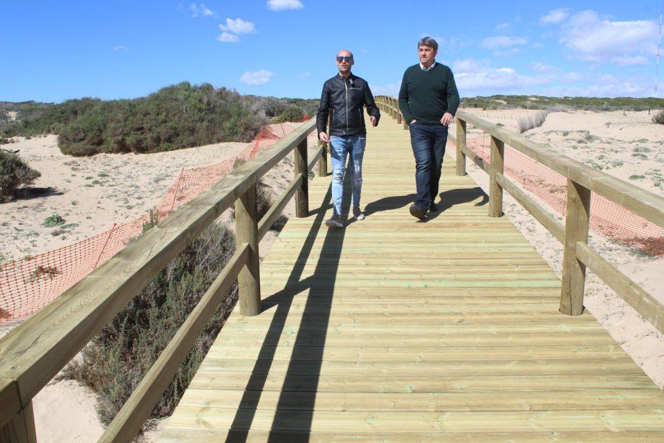 A un paso de la restauración del LIC de las dunas de Guardamar 6