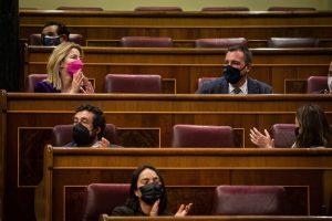 El oriolano Juan Ignacio López Bas toma posesión como diputado de Cs en el Congreso 7