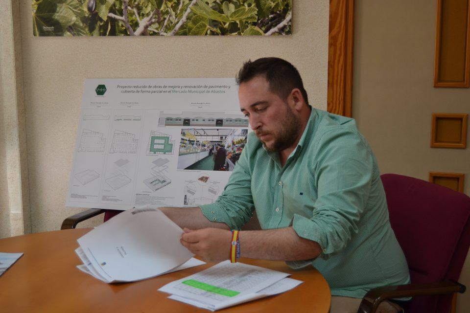 Albatera rehabilitará el Mercado, el Parque San Pascual y la Plaza de España 6