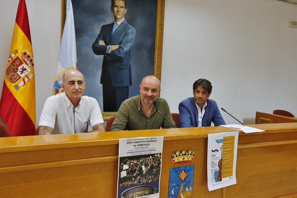 Torrevieja acogerá el Festival Internacional de Jóvenes Orquestas 6