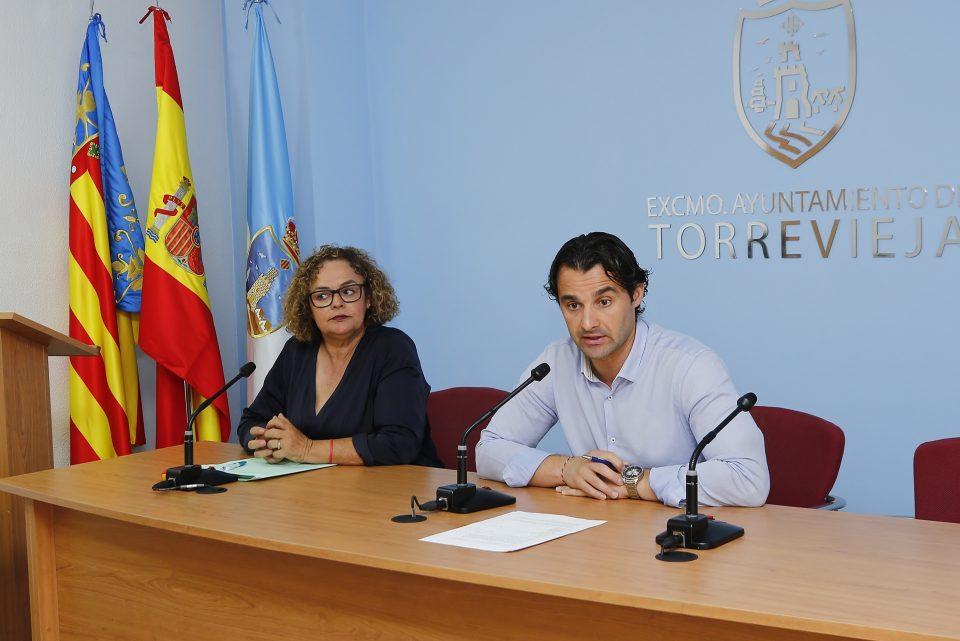 Un plan de choque de limpieza comienza mañana en Torrevieja 6