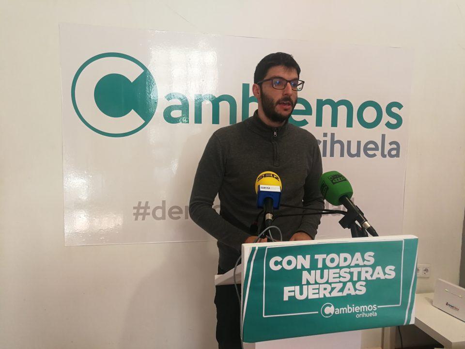 Cambiemos Orihuela opta por reducir sueldos políticos para destinar más ayudas 6