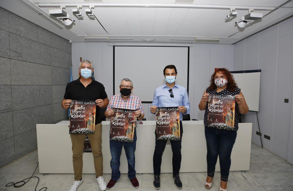 La Mata celebra sus fiestas patronales adaptadas a la pandemia 6