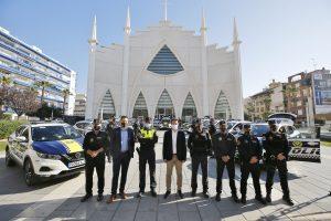 La Policía Local de Torrevieja estrena 16 nuevos vehículos de última generación 8