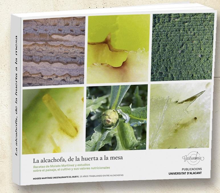 """Almoradí presenta el libro """"La alcachofa, de la huerta a la mesa"""" 6"""
