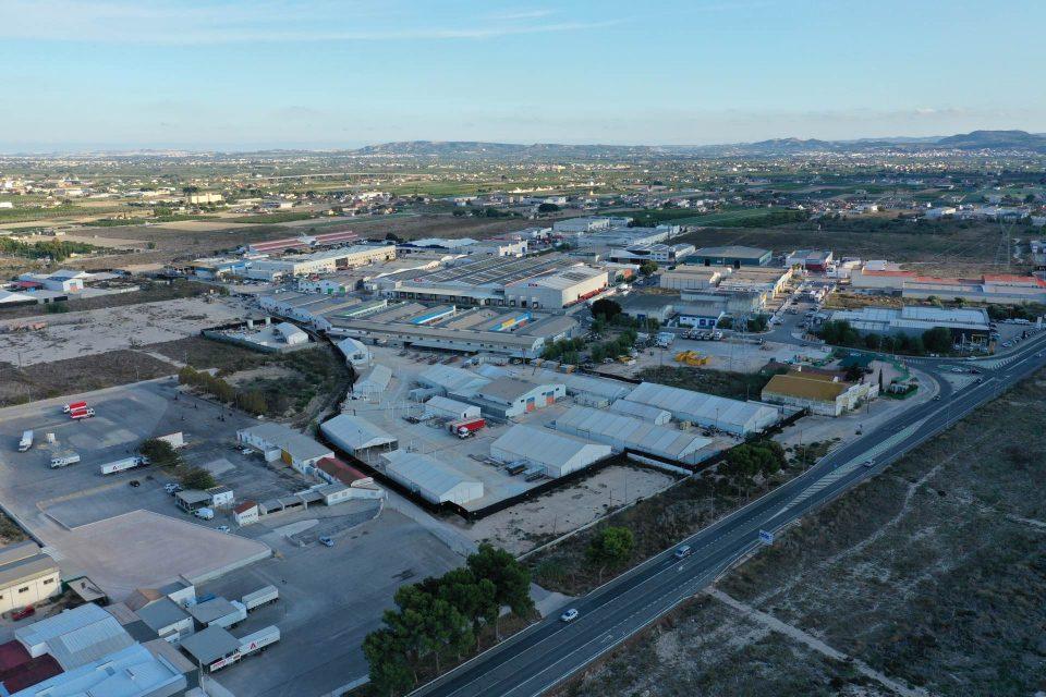 Demandan más limpieza y más contenedores en el Polígono Industrial Puente Alto 6