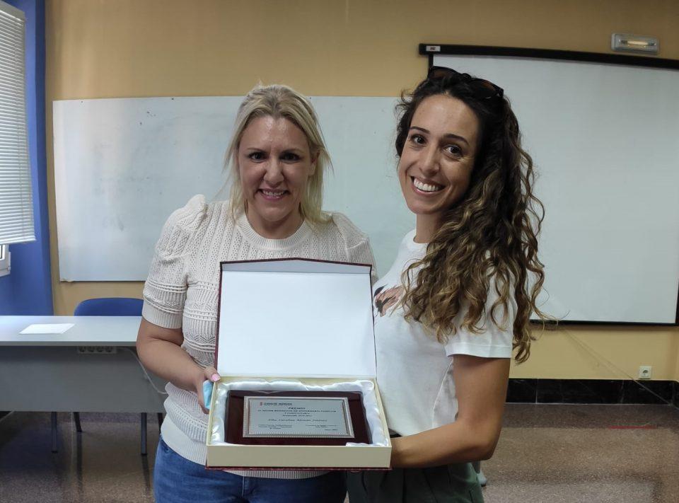 Una enfermera del Dpto. de Orihuela, la mejor residente Familiar y Comunitaria de la provincia 6
