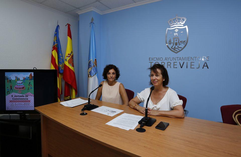 Décimo aniversario de las Jornadas de Convivencia de Asociaciones de Torrevieja 6