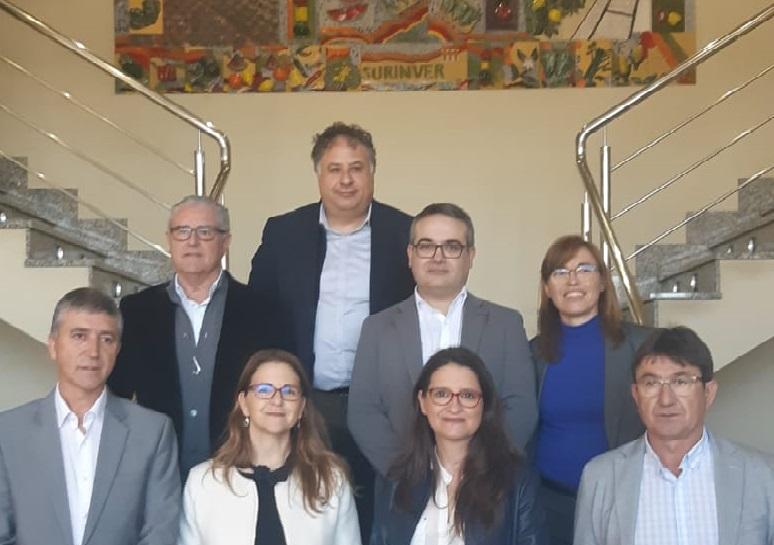 La vicepresidenta del Consell incide en la Comarca la apuesta por el cooperativismo 6