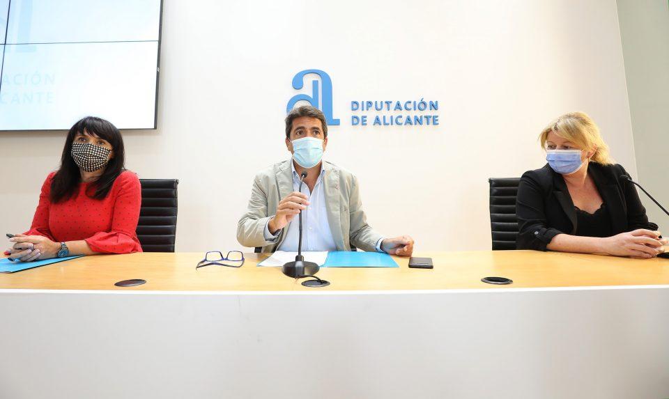 Ana Serna, nueva portavoz del equipo de Gobierno de la Diputación de Alicante 6