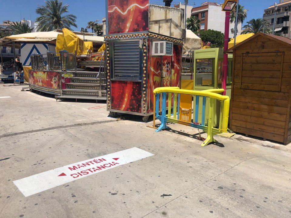Sueña Torrevieja pide alargar la suspensión de las ordenanzas a hosteleros y feriantes 6