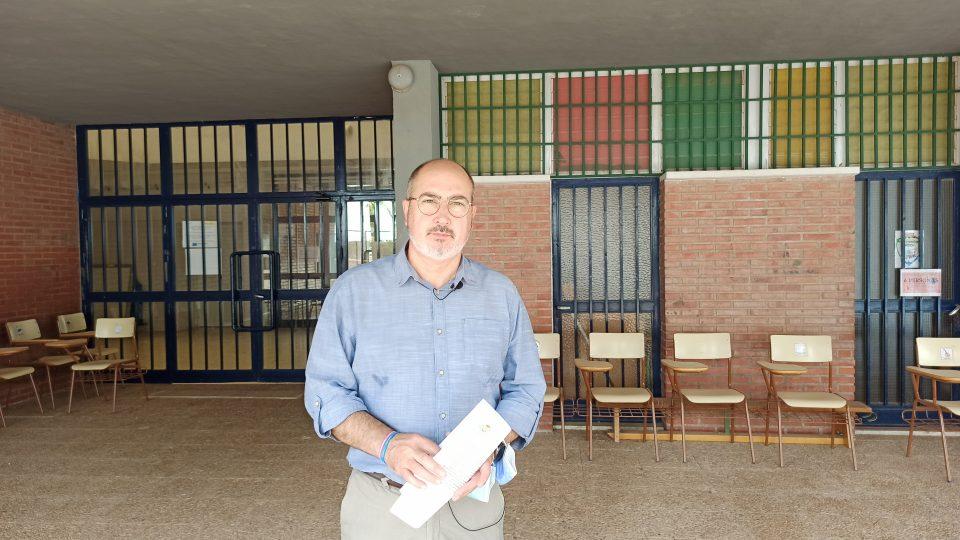 Benejúzar inicia la segunda fase del Plan Edificant en el Colegio Antonio Sequeros 6
