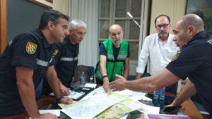 La COVID-19 obliga a aplazar el acto homenaje de la DANA en Orihuela 7