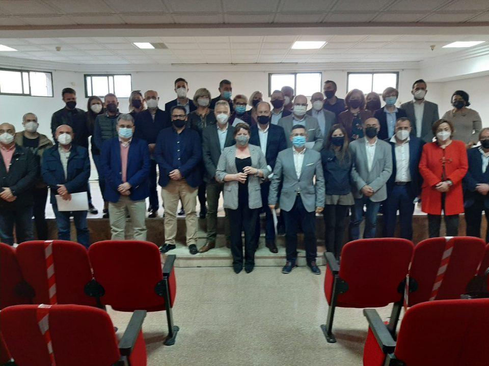 Respaldo unánime de los alcaldes de la Vega Baja al manifiesto en defensa del Trasvase 6