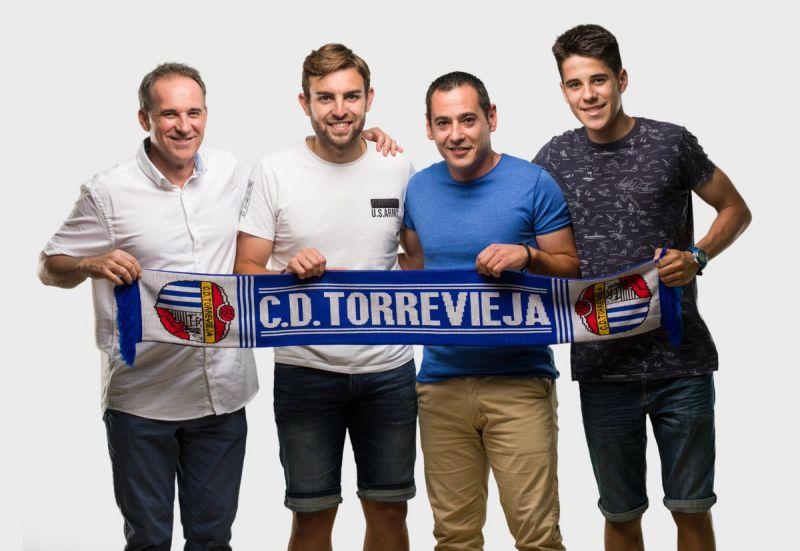 El CD Torrevieja se queda en manos del entrenador del Juvenil 6