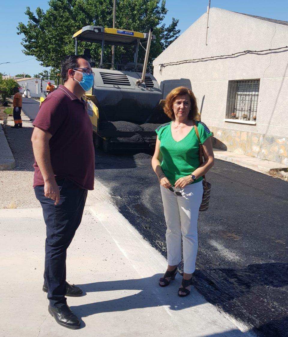 El Ayuntamiento de Almoradí mejora y acondiciona diferentes caminos y veredas 6