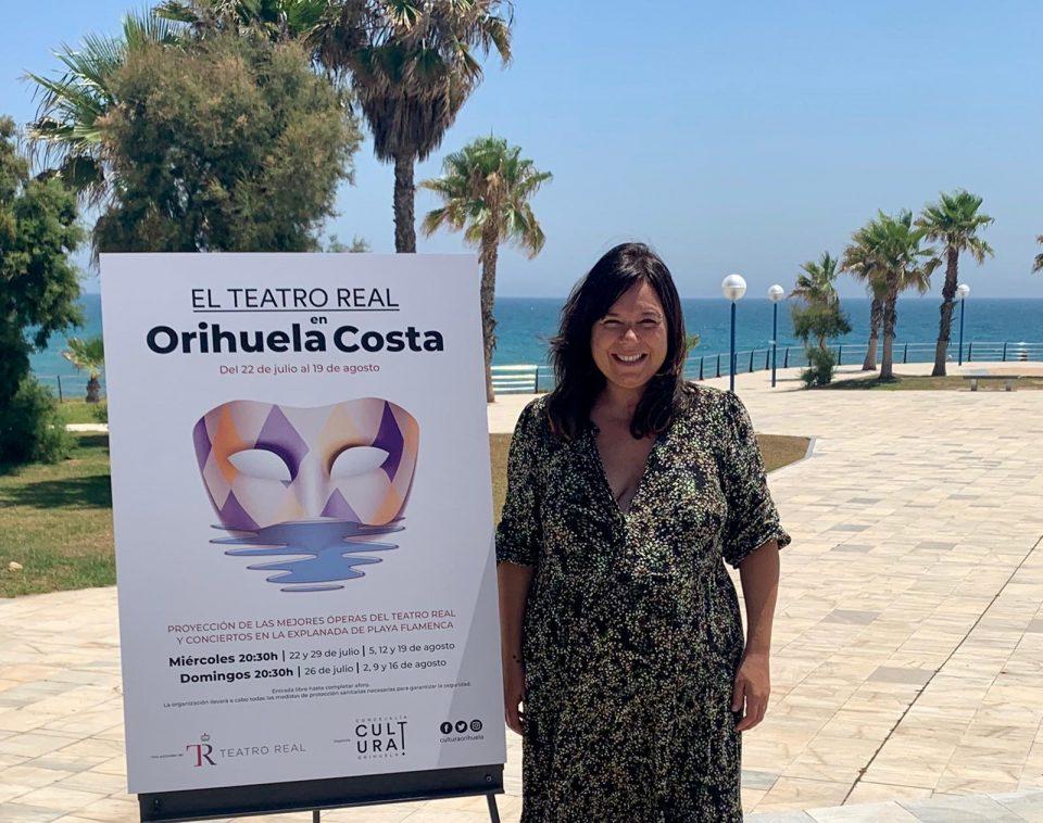 Cultura lleva a Orihuela Costa las mejores óperas del Teatro Real 6