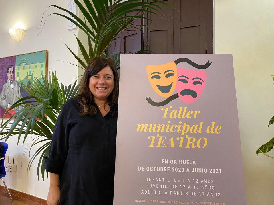 Abierto el plazo de inscripción del Taller Municipal de Teatro de Orihuela 6