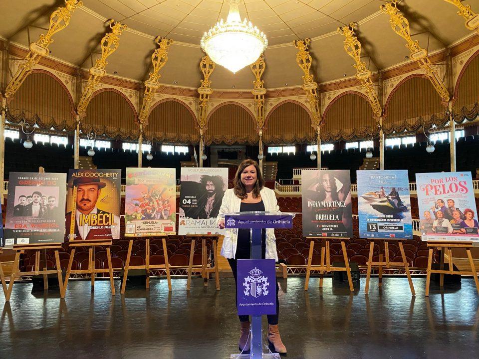 """El Teatro Circo abre de nuevo sus puertas con una programación de """"lujo"""" 6"""